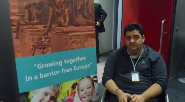 Συμμετοχή του Αντιπεριφερειάρχη Υγείας και Κοινωνικής Αλληλεγγύης Αντώνη Χαροκόπου σε Διήμερο Συνέδριο στις Βρυξέλλες