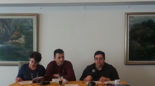 Χαιρετισμός Αντώνη Χαροκόπου στην Εκλογοαπολογιστική Συνέλευση της Π.ΟΜ.Α.μεΑ Δ.Ε. & Ν.Ι.Ν.