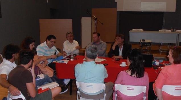 Συμμετοχή στο Εργαστήριο με θέματα Κοινωνικής Ένταξης στο πλαίσιο του έργου NEBSOC