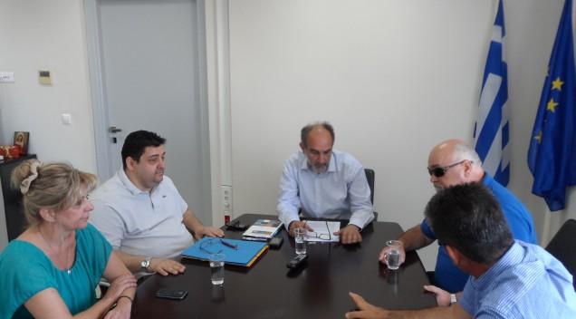 Πρωτόκολλο συνεργασίας μεταξύ της Περιφέρειας Δυτικής Ελλάδας και της Ε.Σ.Α.μεΑ.
