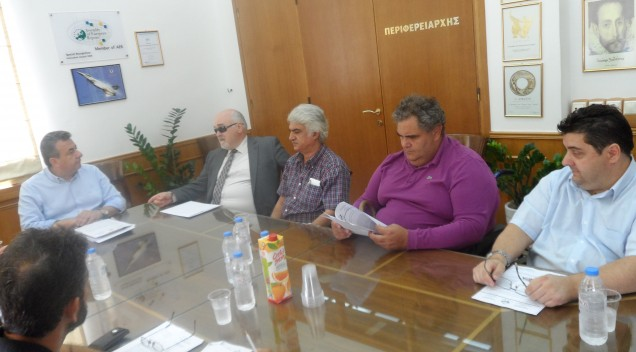 Συναντήσεις με την Ε.Σ.Α.μεΑ στην Κρήτη