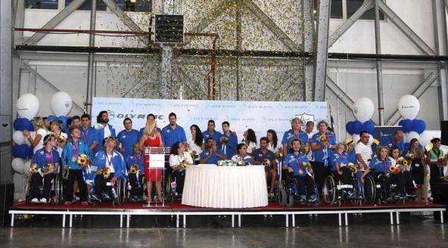 Τελετή Έναρξης Παραολυμπιακών Αγώνων 2016