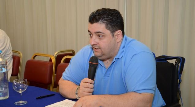 Άτομα με Αναπηρία             και  Ασφαλιστικό                                                                                    «Στο νέο ασφαλιστικό νομοσχέδιο πρέπει να προστατευτούν τα άτομα με αναπηρία και οι οικογένειές τους»