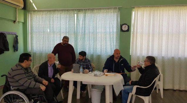 Πρόγραμμα Σπιρομετρικών Ελέγχων στους Εκπολιτιστικούς Συλλόγους Μπεγουλακίου & Παραλίας Πατρών